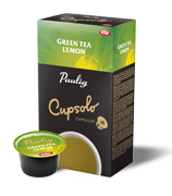 Green Tea Lemon Cupsolo