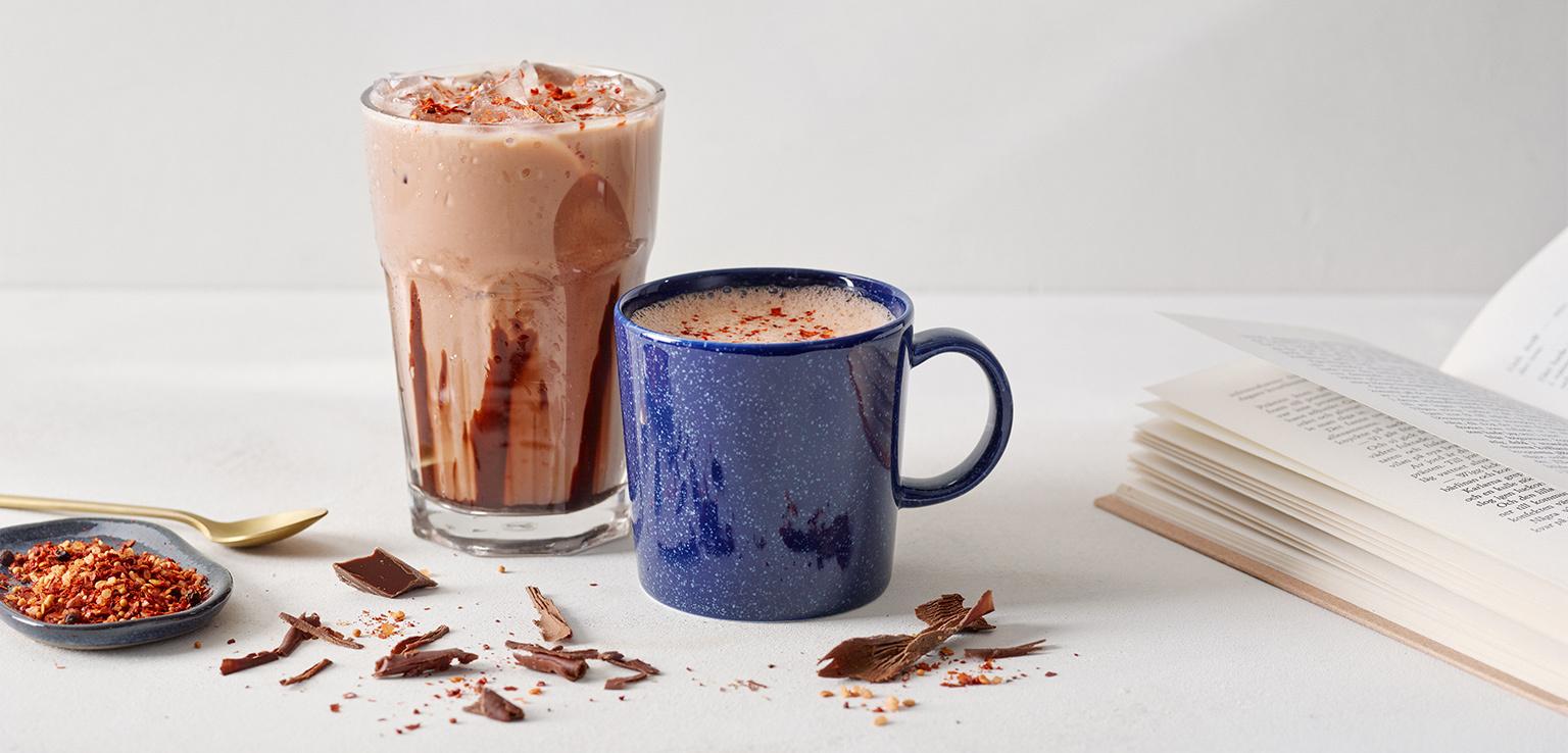 Tazza šokolaadijook