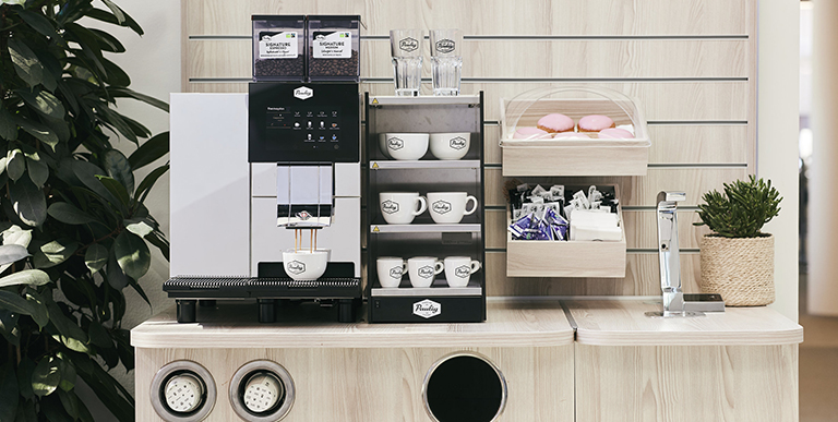 Coffee station Thermoplan