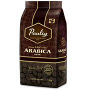 Paulig Arabica Dark 1kg kohvioad