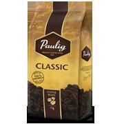 Paulig Classic 1kg kohvioad