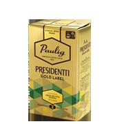 Presidentti Gold Label 500g jahvatatud kohv