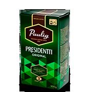 Presidentti Original 500g jahvatatud kohv